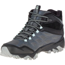 Merrell Moab FST Mid GTX Shoes Women granite